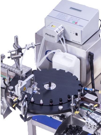 e-fill e liquid automatic filling by CDA