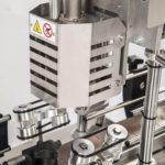 cap system etiquetadora automática CDA