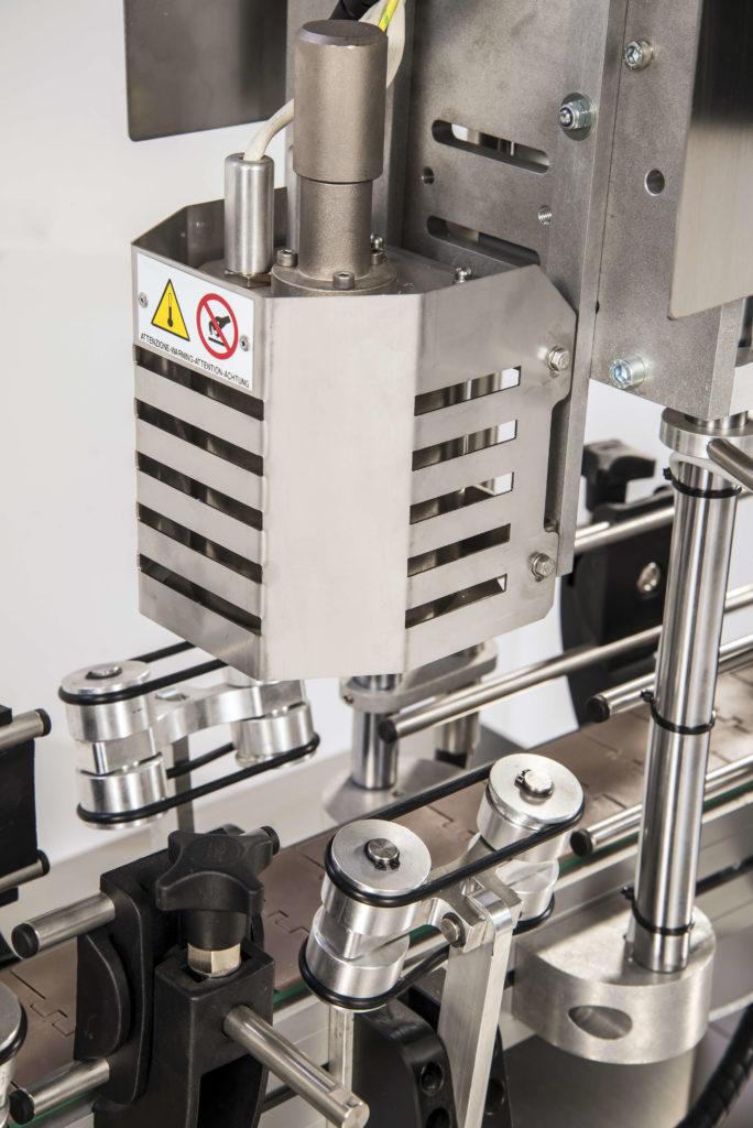 cap system etiqueteuse automatique CDA