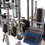 CDA's Essentiel automatic labelling machine for the wine sector