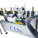 Ninon range, CDA's automatic labelling machine for all industrial sectors
