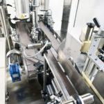 Lystop S, automatische CDA-Etikettiermaschine für Flaschen