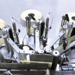 Lystop S, automatische CDA-Etikettiermaschine für Weinflaschen