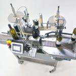 Ninette Auto, halbautomatische, ultrakompakte Etikettiermaschine von CDA