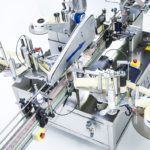 Ninon Mix, CDA's square product labelling machine