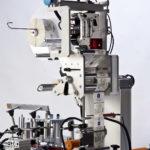 Ninon Wrap, automatische Etikettiermaschine (Banderoliertechnik) von CDA