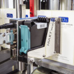 CDA's regionale automatic bottle labelling machine