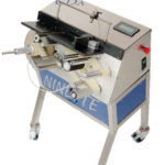 Ninette Flat Products, CDA's semi-automatic carton labelling machine