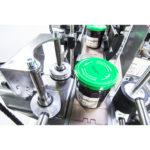 étiquetage de pots et produits coniques ninon konic cda