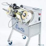 ninette 2 etiqueteseuse semi automatique polyvalente CDA