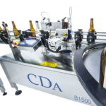 b1500 CDA's automatic labelling machine